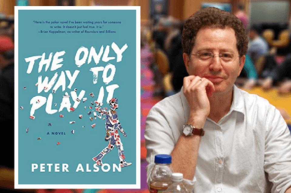 Peter Alson's new novel