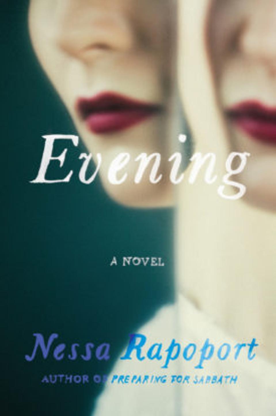 Nessa Rapoport's new novel