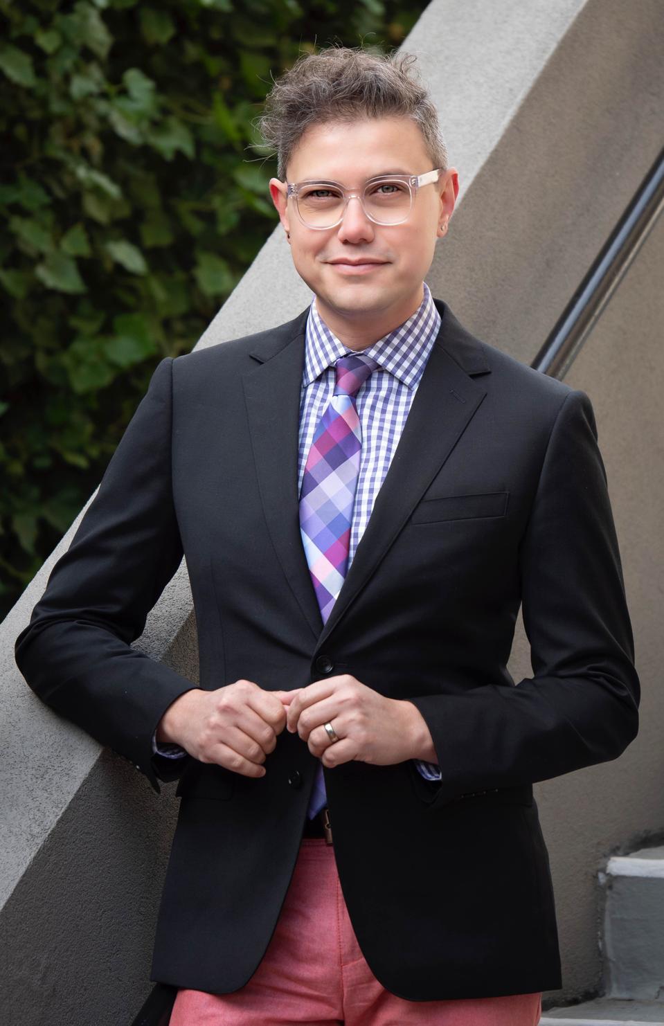 Evren Odcikin is the associate artistic director of the Oregon Shakespeare Festival (OSF).