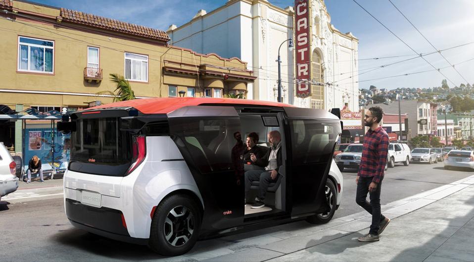 Robotic van