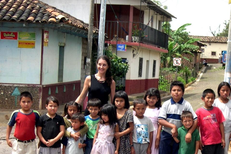 Walls of Hope School of Art and Open Studio of Perquin, El Salvador
