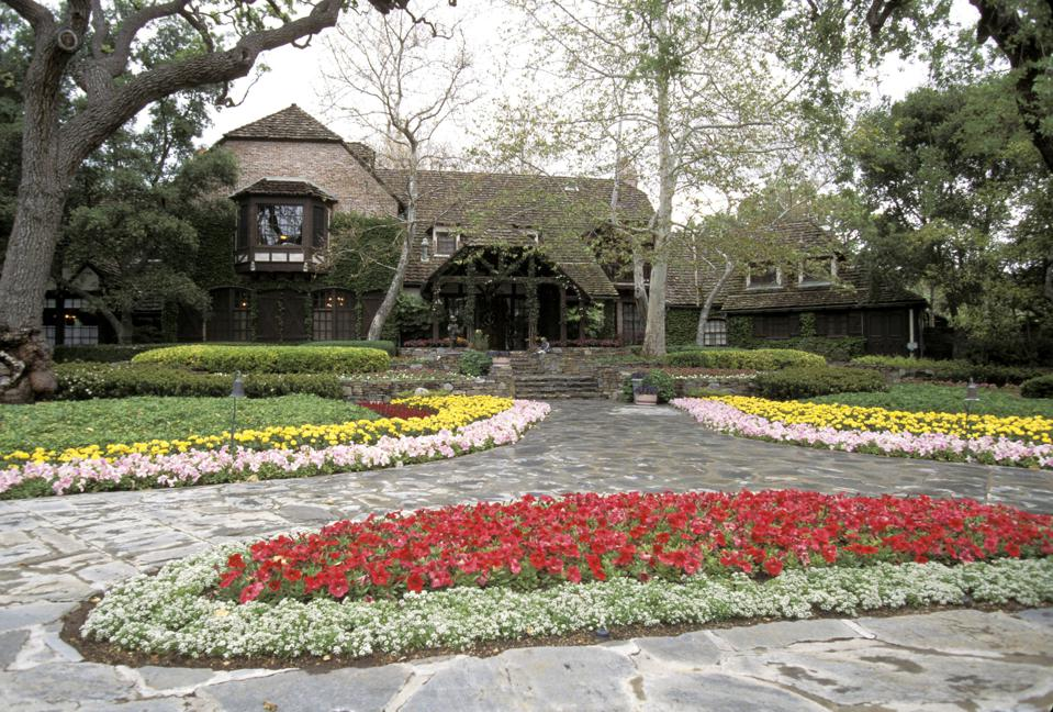 Michael Jackson's Neverland Ranch - April 1995 File Photos