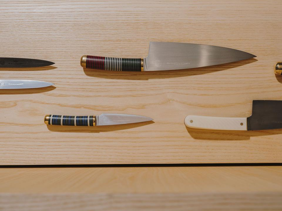 Florentine Kitchen Knives