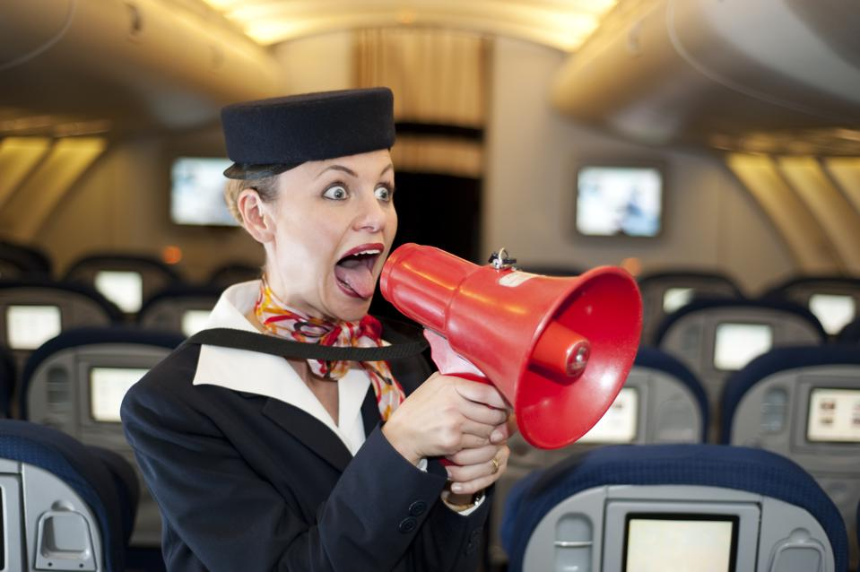 bad naughty airline passenger air rage