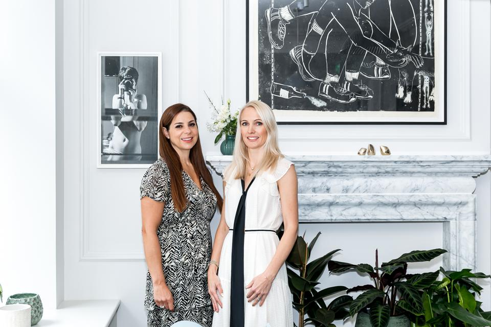 Cofounders Debbie Wosskow and Anna Jones launched AllBright in the fall of 2017.