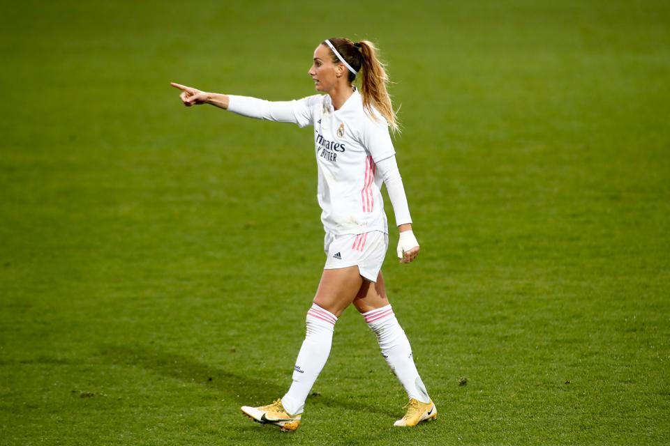 Real Madrid Femenino V RC Deportivo De La Coruna - Primera Iberdrola