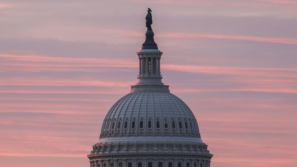 House Members Meet To Consider Increasing Covid-19 Stimulus Payments After President Trump Signs Relief Bill