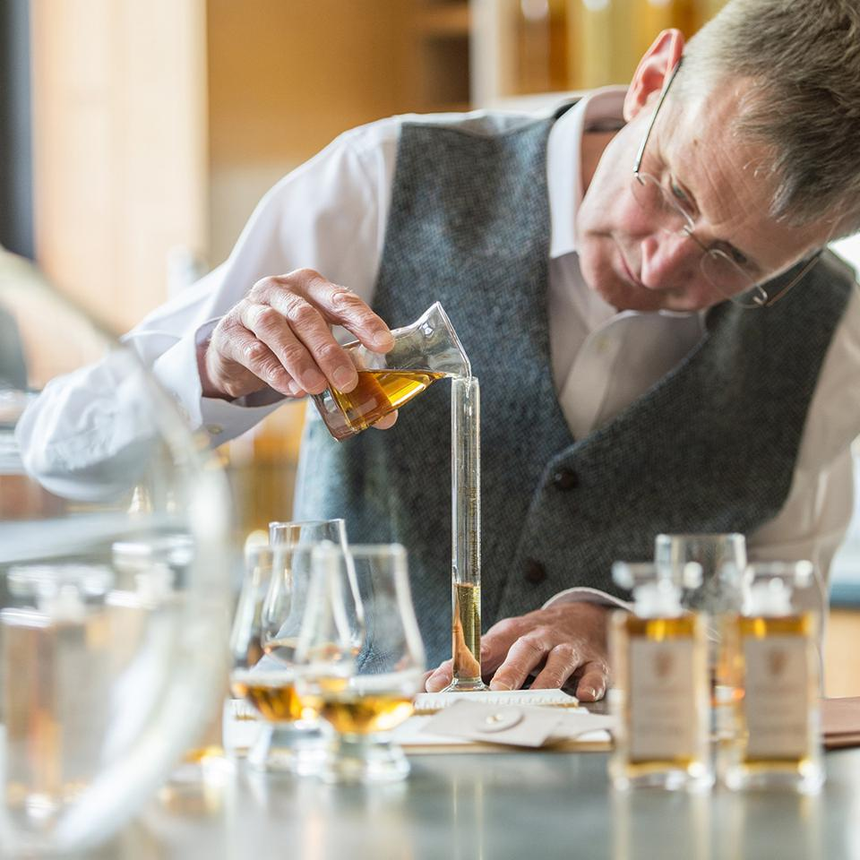 Whisky blending is much more articulate than most people realize, and making it excellent is even harder.