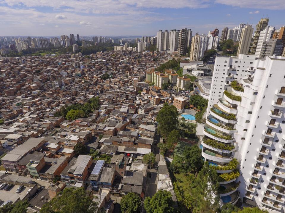 Favela do Paraisópolis