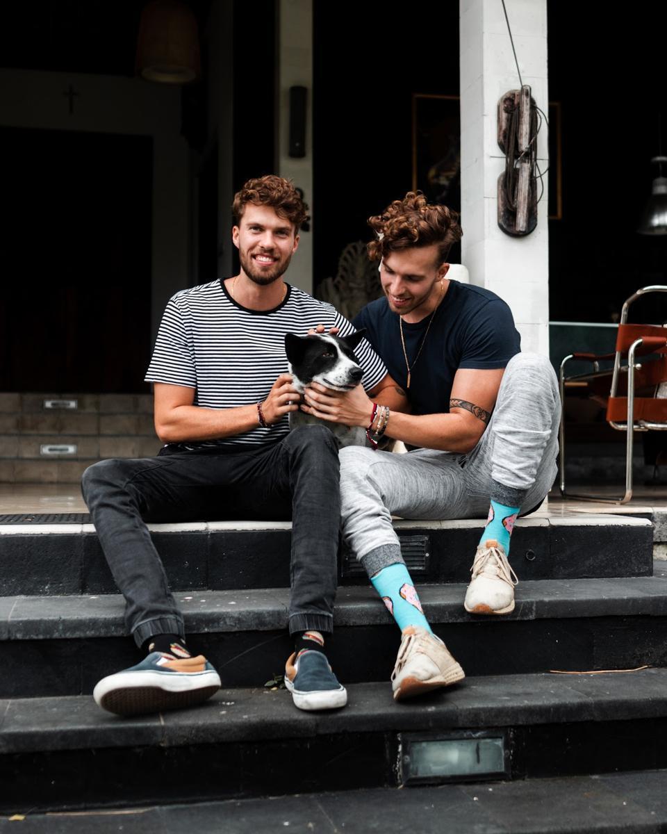 Rasmus and Christian Mikkelsen