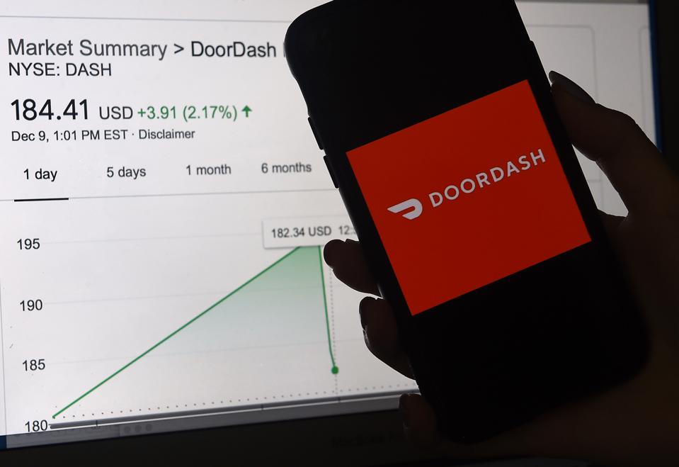 US-IT-LIFESTYLE-FOOD-DOORDASH