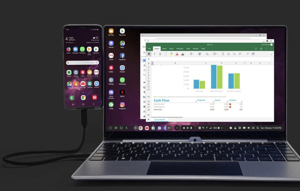 The NexDock Touch