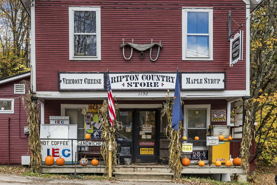 Charming Ripton Country Store...