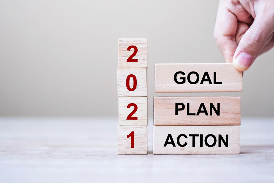 Diversity and inclusion goals, plans and action for inclusion in 2021