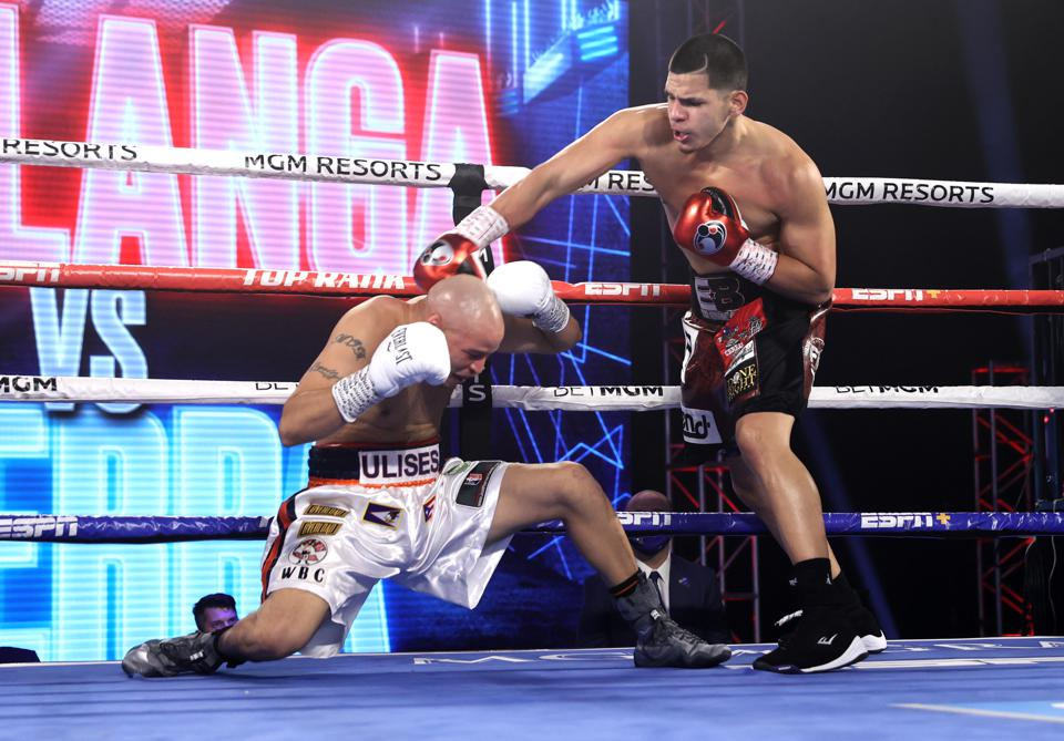 Edgar Berlanga future moneymaker in boxing
