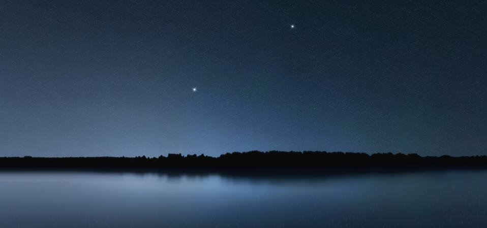 Canis Minor star constellation, Night sky, Cluster of stars, Deep space, Lesser Dogconstellation