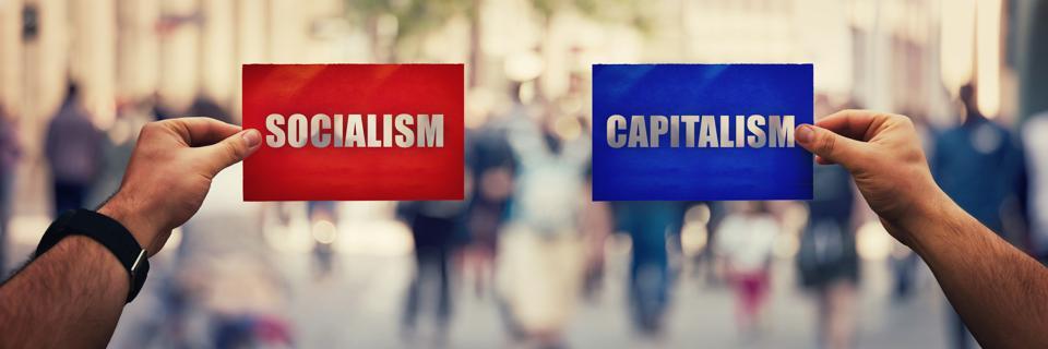 Socialism versus capitalism