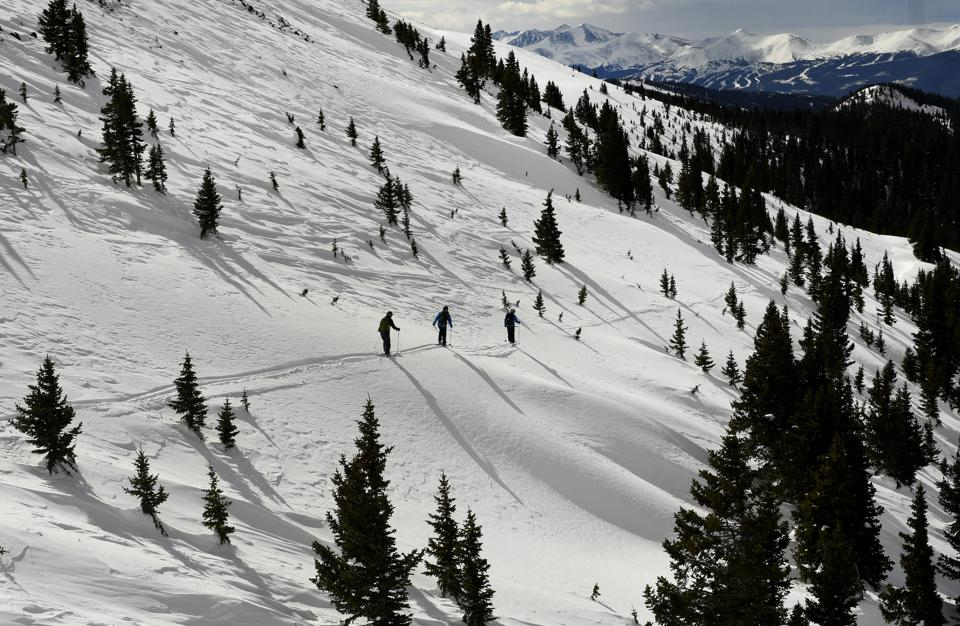 Arapahoe Basin plans to open new back country terrain that the Forest Service recently approved for expansion in Arapahoe Basin, Colorado.