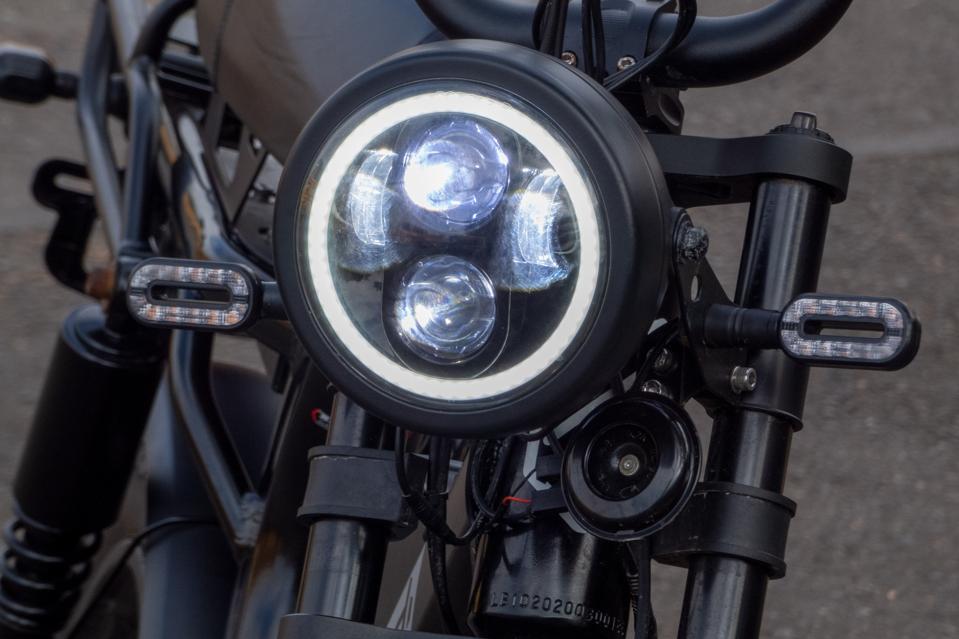 Juiced Bikes Hyper Scorpion ebike