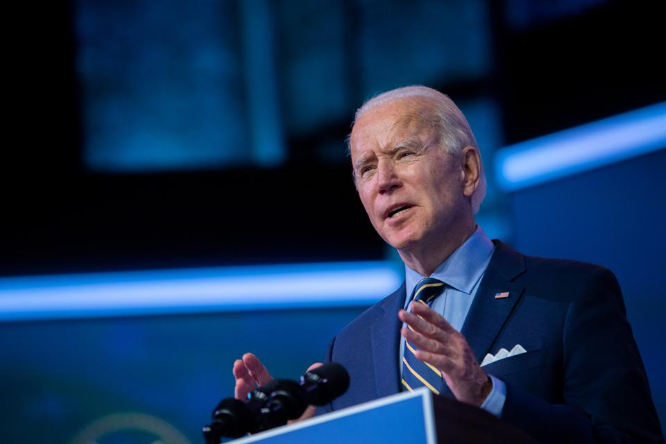 President-Elect Biden Delivers Remarks In Wilmington, Delaware