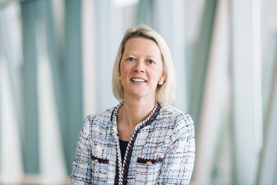 Wentworth CEO Katherine Roe headshot.