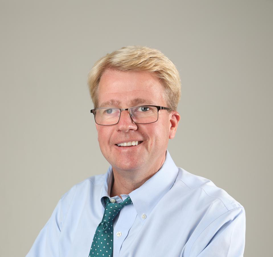A picture of Brian F. Keane, President, SmartPower