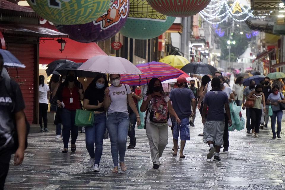 Daily Life In Sao Paulo