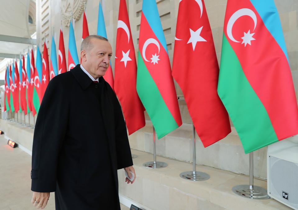 Victory Parade in Azerbaijan