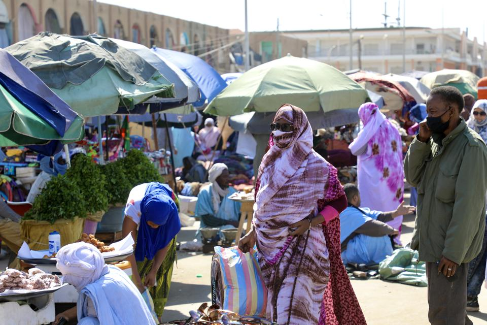 Daily life in Mauritania amid Covid-19 pandemic
