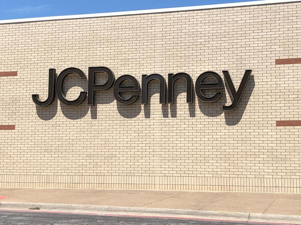 U.S.-TEXAS-COVID-19-J.C. PENNEY-CLOSING STORES
