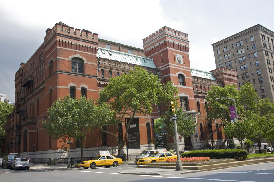 Seventh Regiment, or Park Avenue, Armory, 643 Park Avenue, Upper East Side, New York, NY