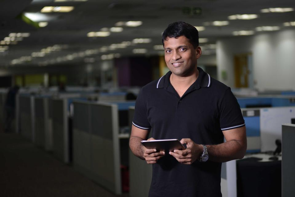 Profile Shoot of Byju Raveendran
