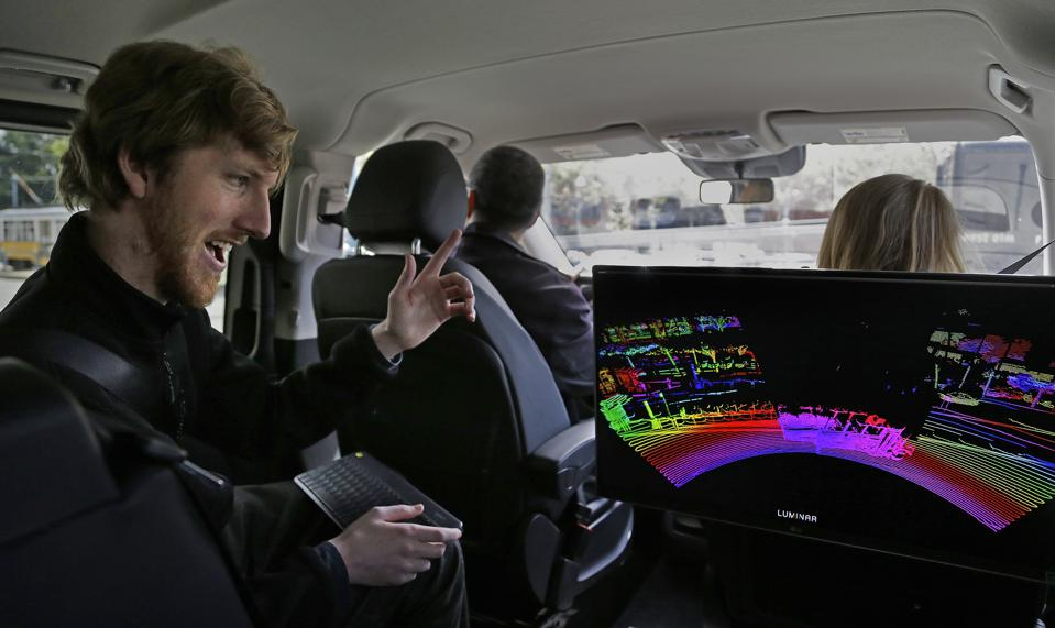 Self Driving Car Prodigy Austin Russell