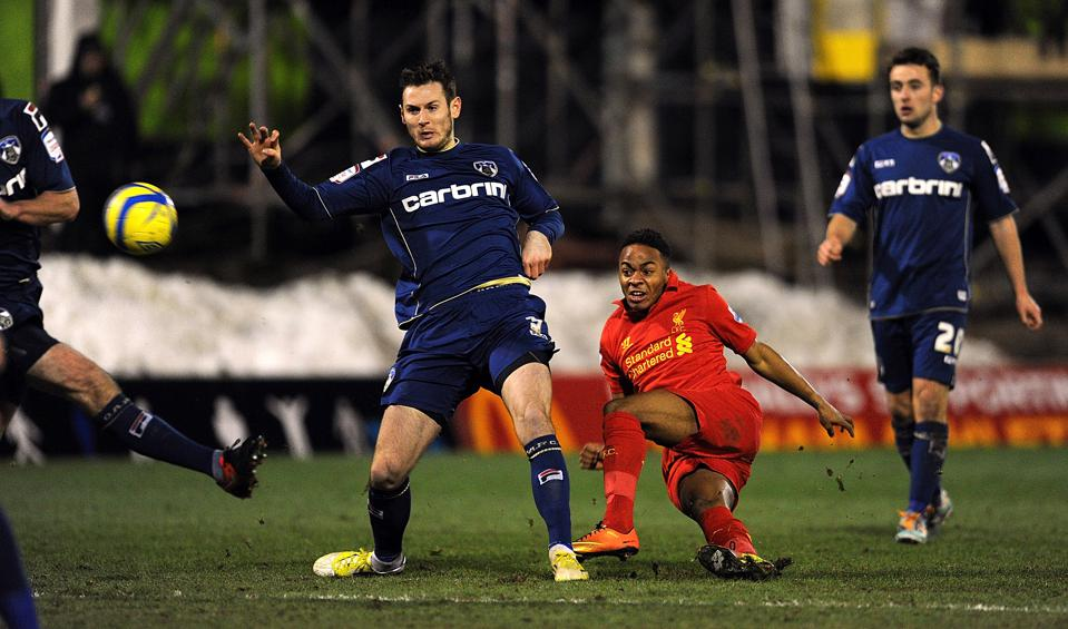 Oldham Athletic v Liverpool - FA Cup Fourth Round