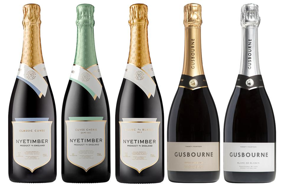 English sparkling wines are often called the Champagne of the north.