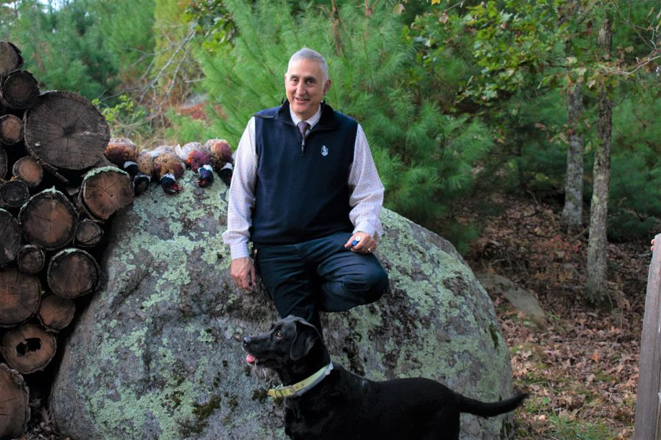 Paul Mihailides is a longtime lover of the outdoors and the preservation of it, being a lifelong supporter of conservation efforts.