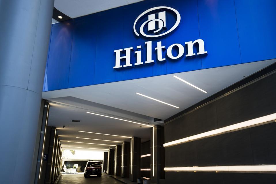 A Hilton Worldwide Holdings Inc. Location Ahead Of Earnings Figures