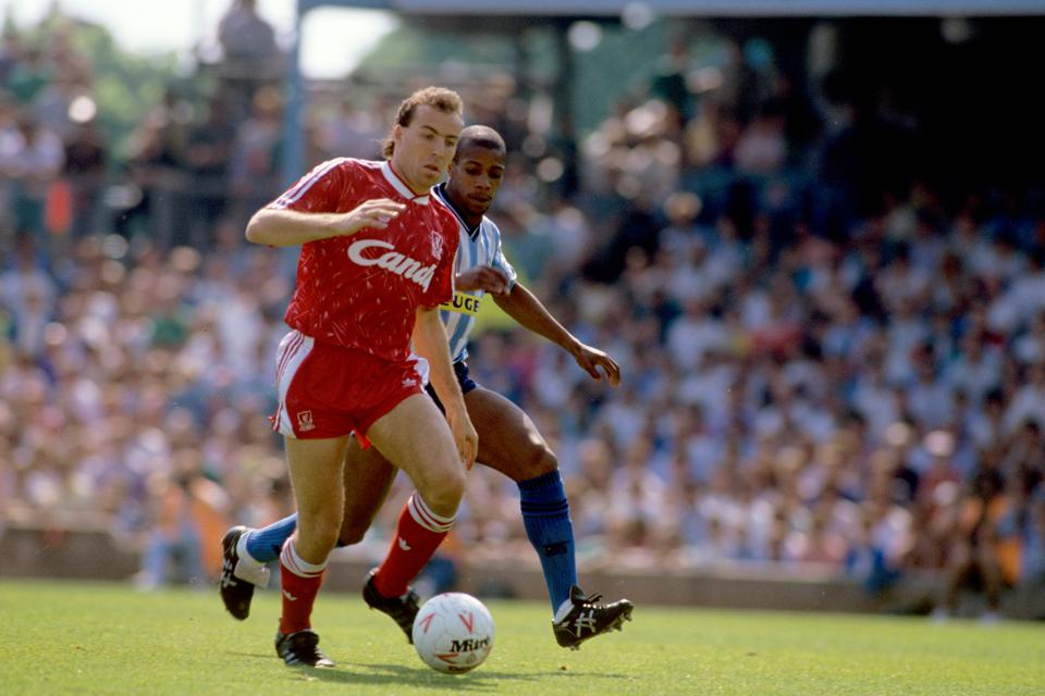 Soccer - Barclays League Division One - Coventry City v Liverpool - Highfield Road