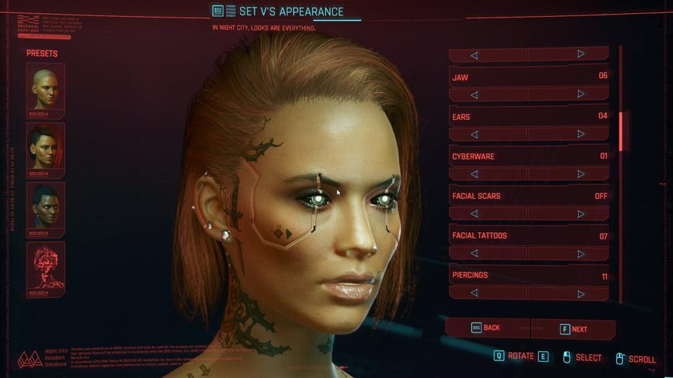 Cyberpunk PC