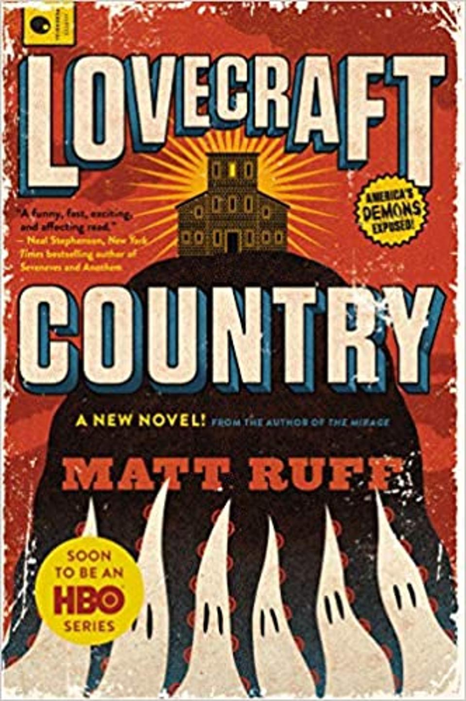 matt ruff hbo lovecraft country dark fantasy fiction kansas city public library book club