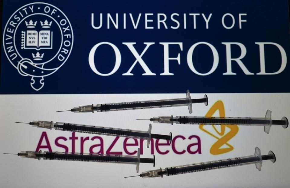 Covid-19 Astrazeneca/Oxford Vaccine Rollout