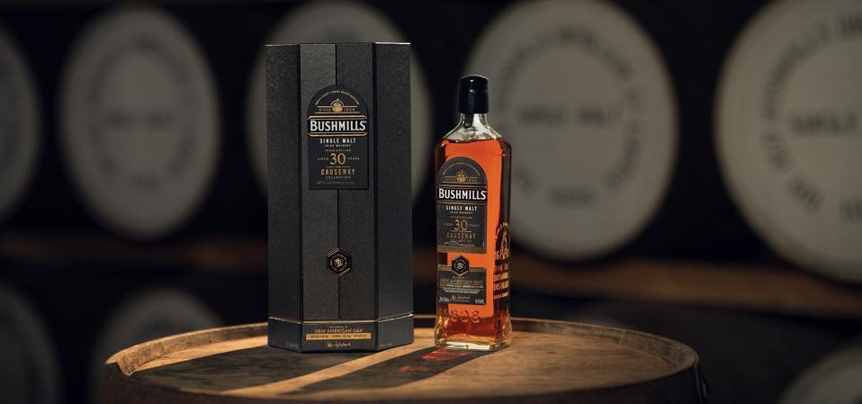 Bushmills Irish Whiskey single malt