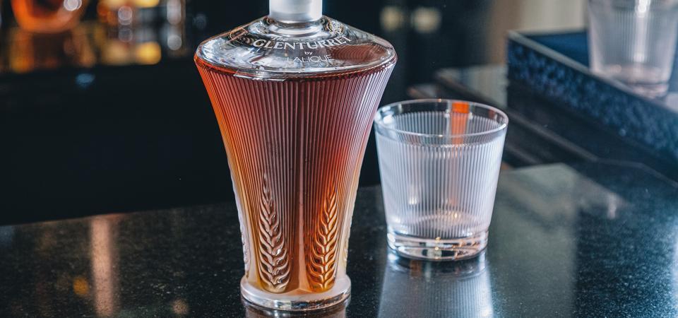 Glenturret single malt scotch whisky