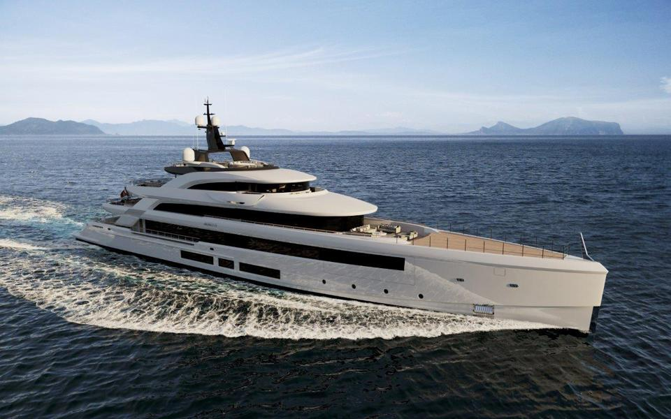 Azimut Benetti Group is the world's top producing superyacht builder