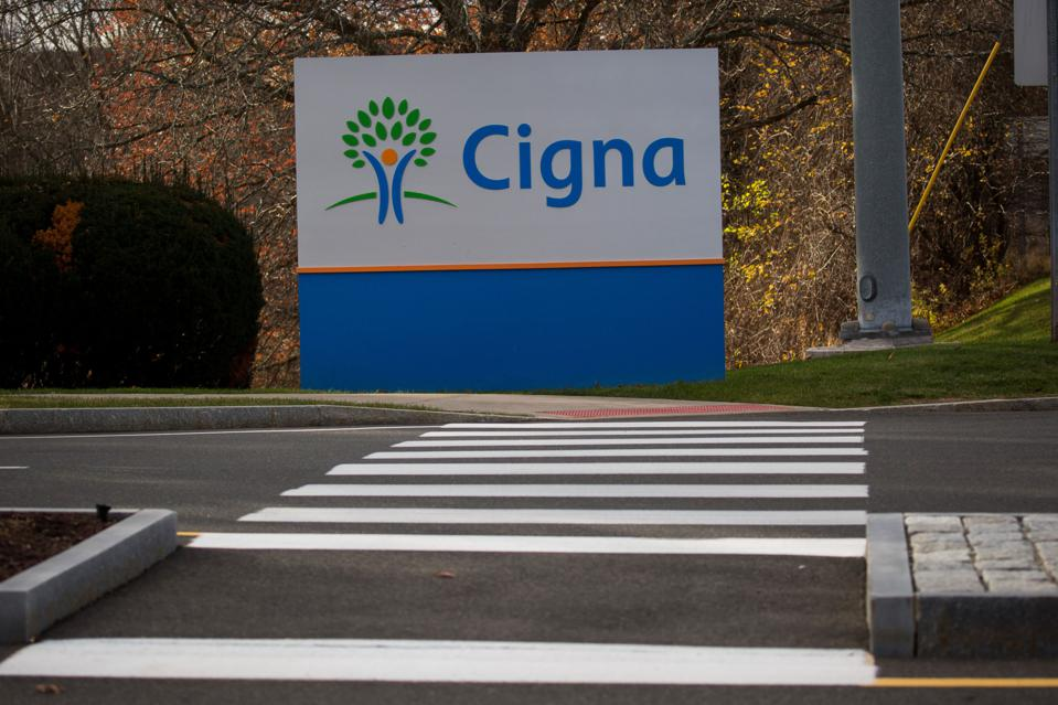 Cigna Corp. And Anthem Inc. Offices As Insurers Face Off Against U.S. To Save $48 Billion Deal