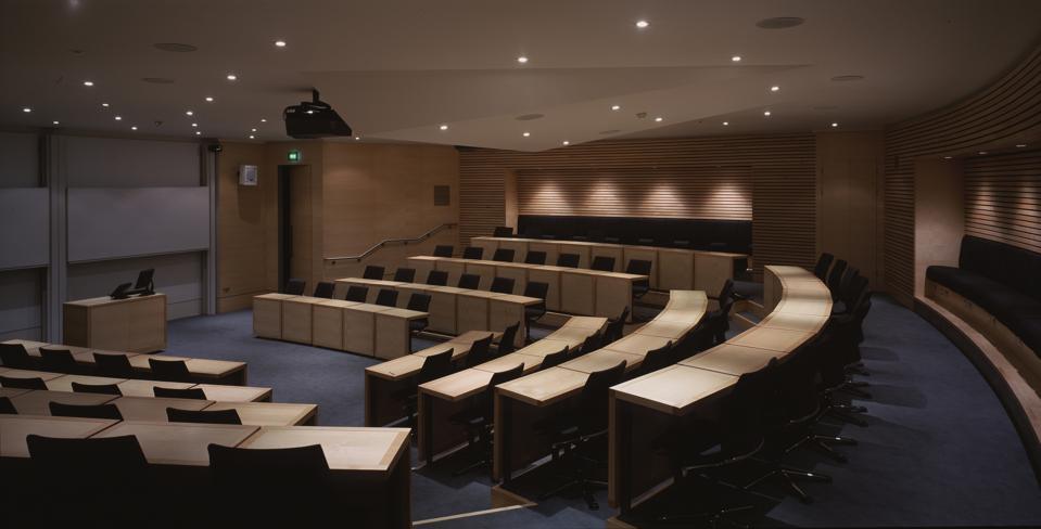 Said Business School, Oxford, United Kingdom, Architect Dixon Jones Ltd, 2001