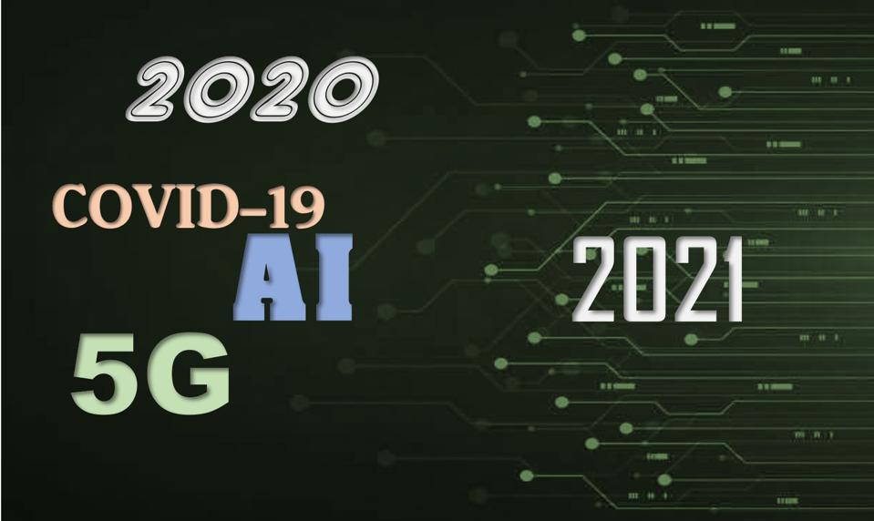 Technology and COVID dominate 2020