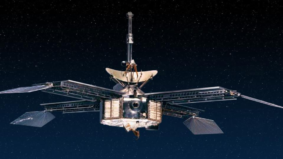 Nave espacial Mariner 4