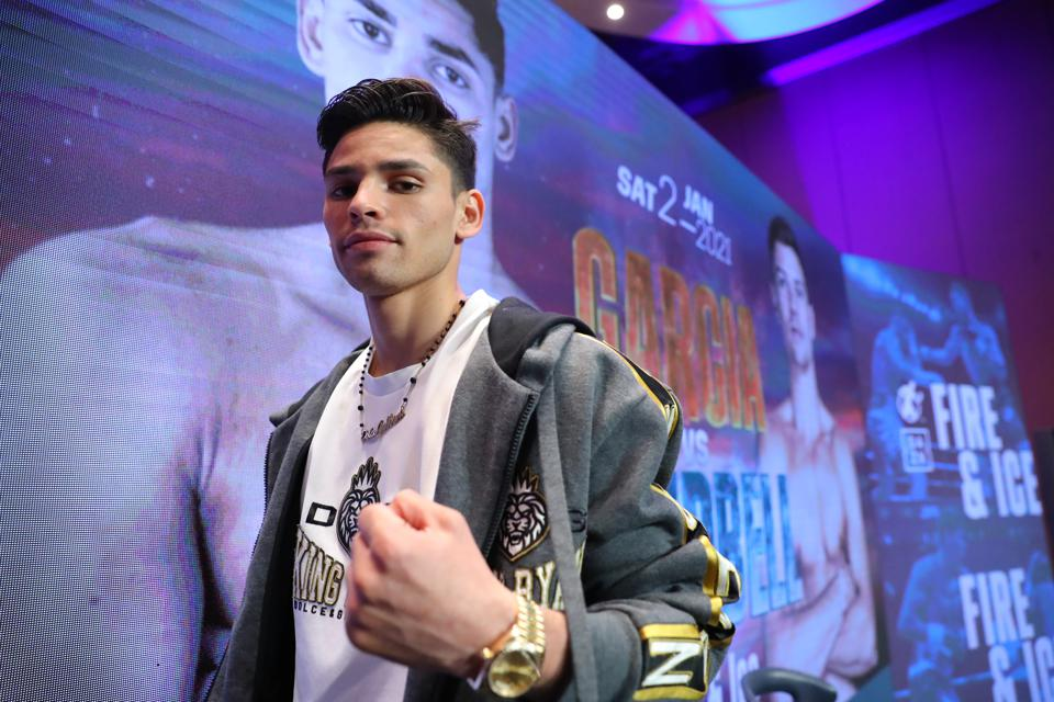 Why Ryan Garcia Is In Position To Become Boxing's Undisputed Influencer In  2021