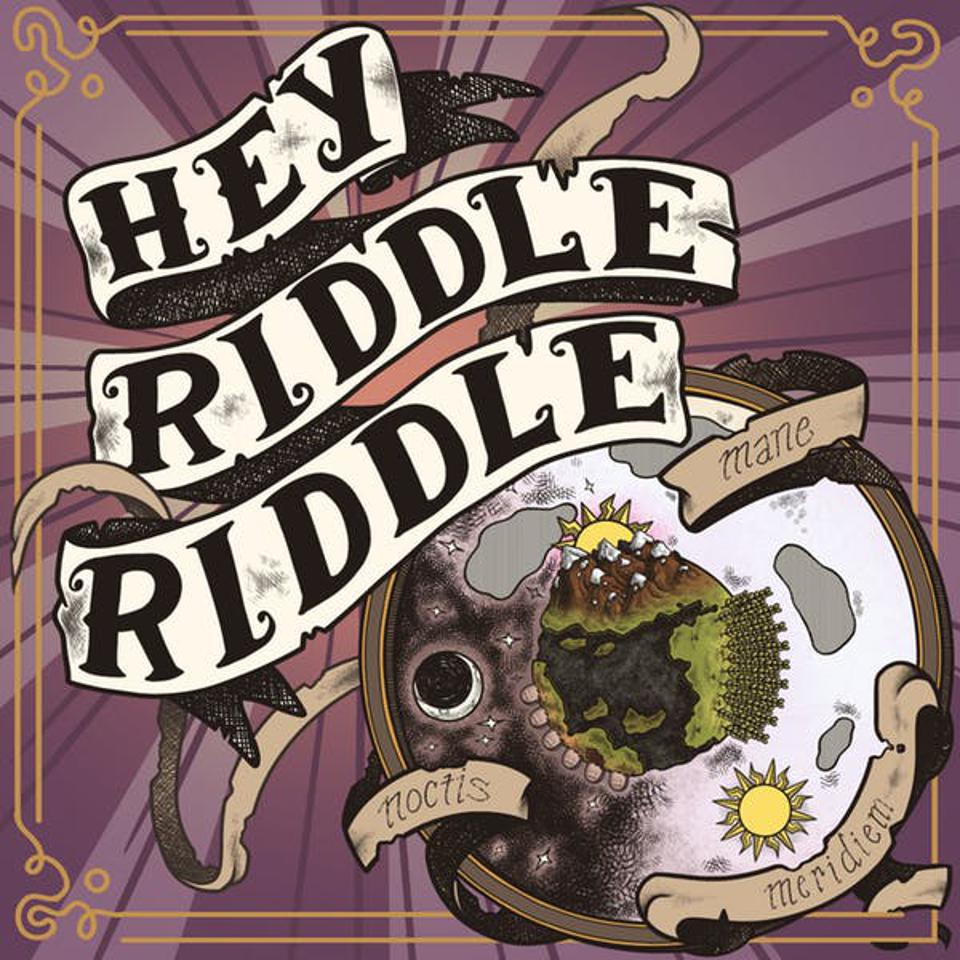 Hey Riddle Riddle è un podcast basato su puzzle